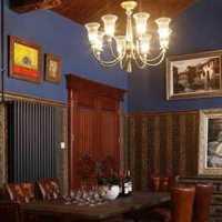 新中式装修效果图客厅能放红木沙发吗