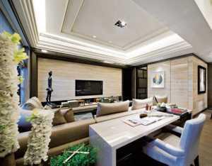 贵阳117平米三居室简约装修要花多少钱
