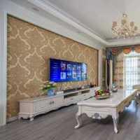 53平方米两居室装修效果图