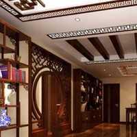私人別墅東南亞客廳效果圖