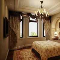 楼房四居室装修效果图