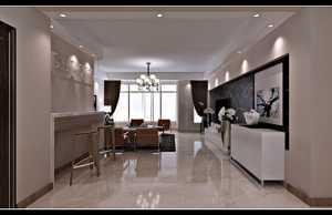 104平米三室两厅二手房装修多少钱