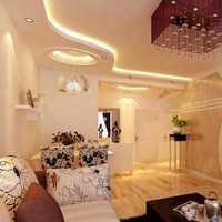 现代温暖怡情式别墅起居室装修效果图