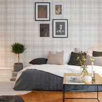 三居现代卧室化妆间效果图