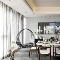 家居餐厅欧式水晶灯装修效果图