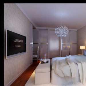 薄紫色卧室图片