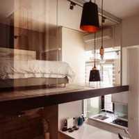 简易复式房子装修风格效果图