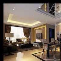 宽敞的现代风格客厅家装效果图