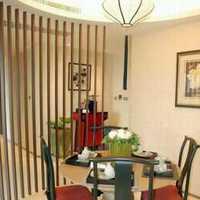 现代别墅起居室绿色盆栽装修效果图
