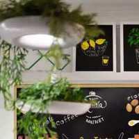 室内餐厅家具效果图