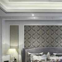 浅色系欧式二居卧室装修效果图