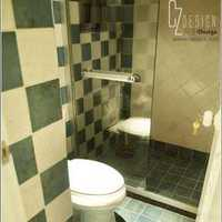 90淋浴房装修效果图