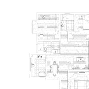 广州117平米楼房半包装修要花多少钱_广州装修报价-一起...