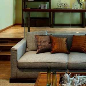客厅沙发上应该放什么装饰画?