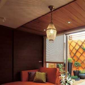 客厅背景墙窗帘唯美的背景墙装饰效果图