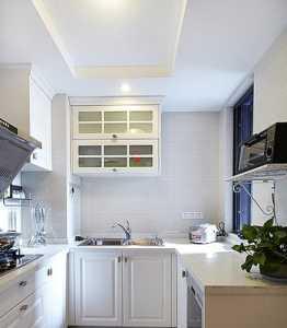 15平方厨房装修预算