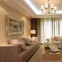 一居室白色沙发现代装修效果图