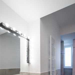 阳台厕所装修效果图大全2021图片