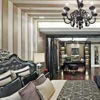 70平米两室一厅装修装3个床