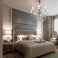 现代装修风格客厅家具摆放效果图片