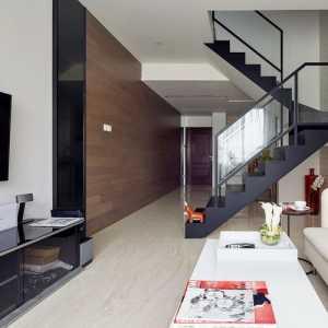 锦艺轻纺城117平三室两厅现代简约装修效果图案例