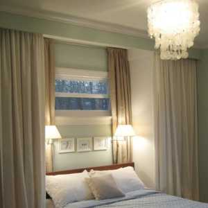 客厅和卧室相连