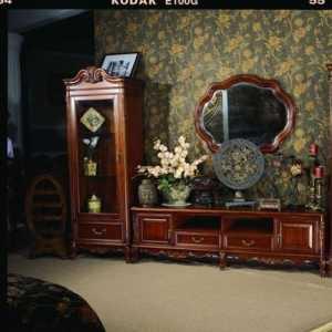 村屋装修效果图电视墙