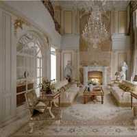 欧式客厅一角装修效果图