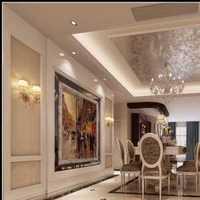 客廳餐廳吊頂現代簡約怎么裝修?