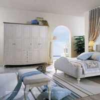 卧室连厅装修效果图
