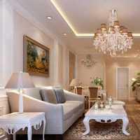 客厅现代简约花瓶灯具装修效果图