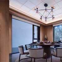 餐厅和阳台半隔断装修效果图
