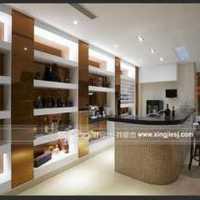 暖色田园客厅现代三居装修效果图
