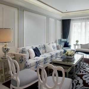 北京90平米3室装修