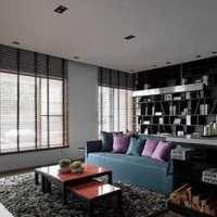 东南亚六居室客厅背景墙装修效果图