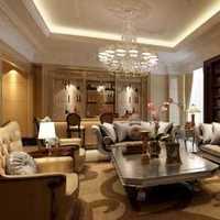 中式别墅客厅吊顶灯效果图效果图