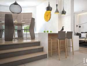 3整体厨房装修效果图