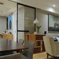 客厅吊灯隔断沙发客厅装修效果图