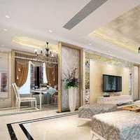 80平二室一厅户型图