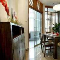 湖南永州109平三房二厅二卫现代简约装修价格