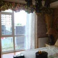 现代主卧室卧室装修效果图