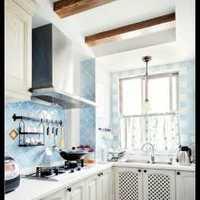 如何裝修整體廚房