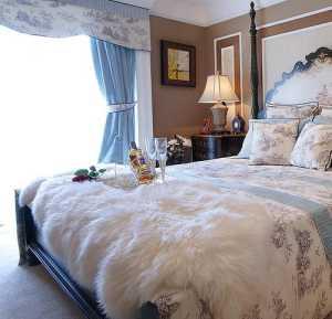 经典欧式温馨卧室