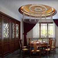 家庭现代89平米装修效果图