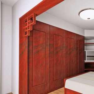 居室卧室装修四居室
