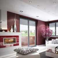 家居客厅装饰画效果图