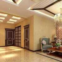 上海家庭别墅装潢