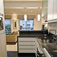 80平米厨房客厅其他装修效果图