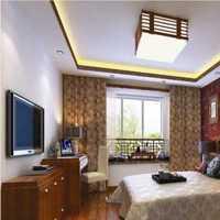韩式卧室窗帘卧室卧室家具装修效果图