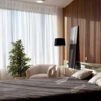 简约两居书房卧室装修效果图